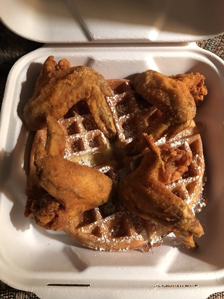Country Style Chicken and Waffles: 4817 Saint Barnabas Rd, Temple Hills, MD