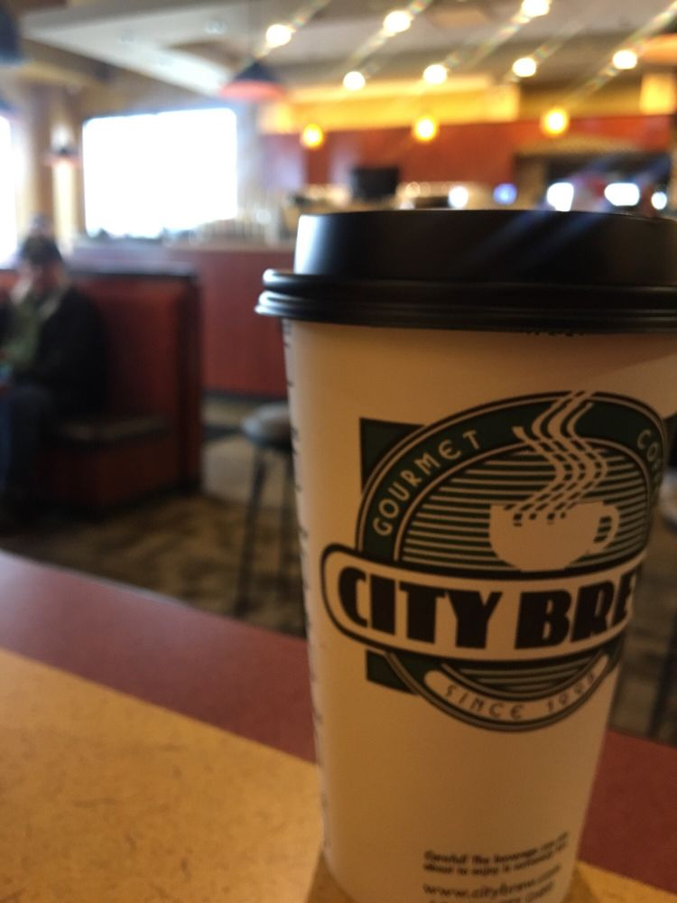 City Brew Coffee: 1701 3rd Ave W, Dickinson, ND