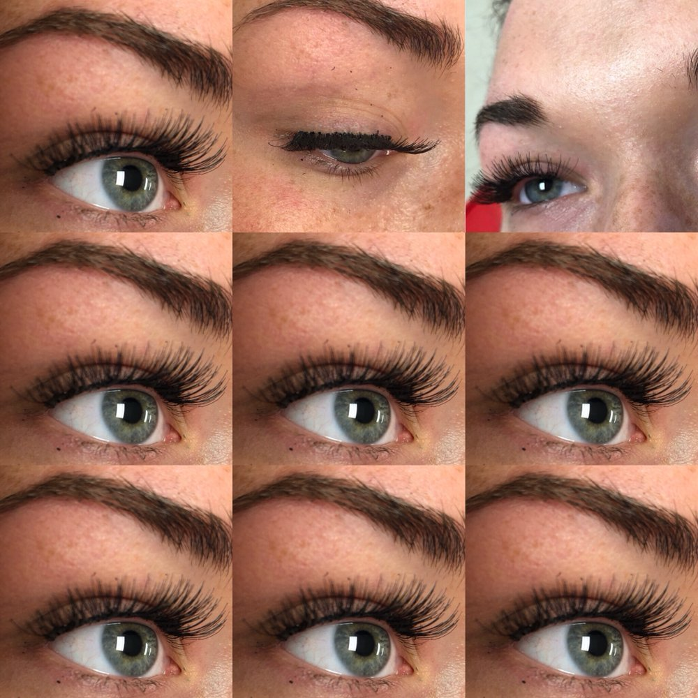 Eyelash Extensions With Eyebrows Threading Or Waxing For 25 Yelp