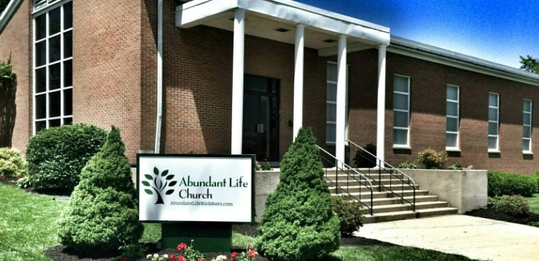 Abundant Life Church: 400 W 2nd St, Birdsboro, PA