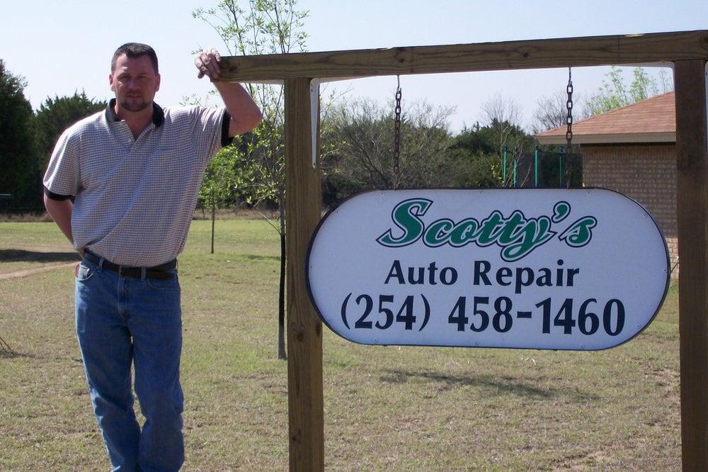Scotty's Auto Repair: 409 County Rd 4707, Kempner, TX