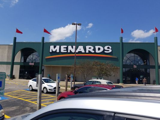 Menards 4850 Route 14 Crystal Lake, IL Building Materials