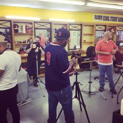 Photo of Tonsore Ingram Barber College - San Antonio, TX, United States. Practice