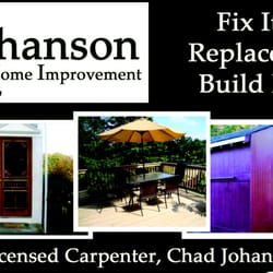 1 Johanson Home Improvement