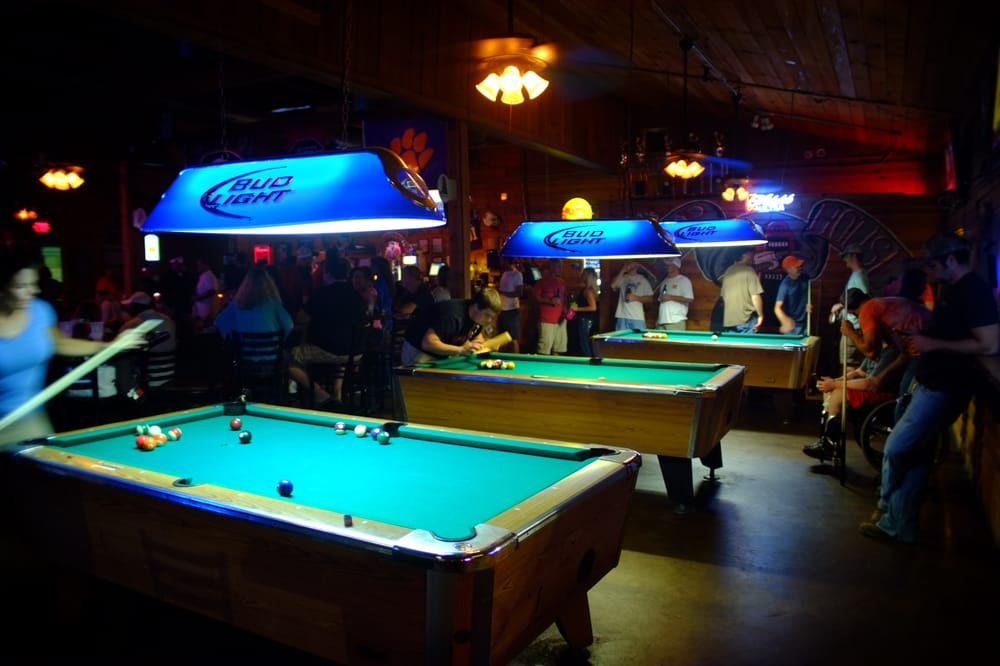 Bon Photo Of The Pumphouse   Greenville, SC, United States. Lots Of Pool Tables
