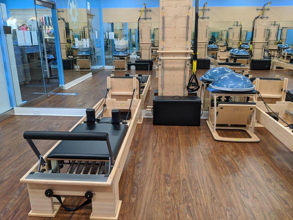 Club Pilates: 371 Lower Mall Dr, Winston-Salem, NC