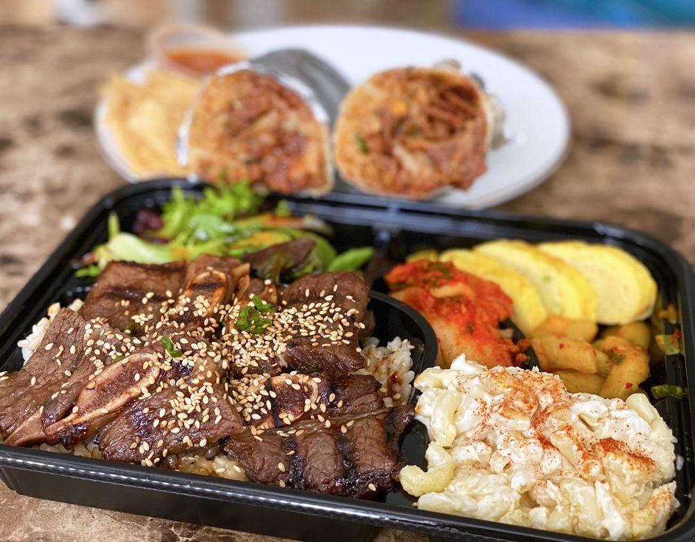 El Coreano Korean Mexican Food