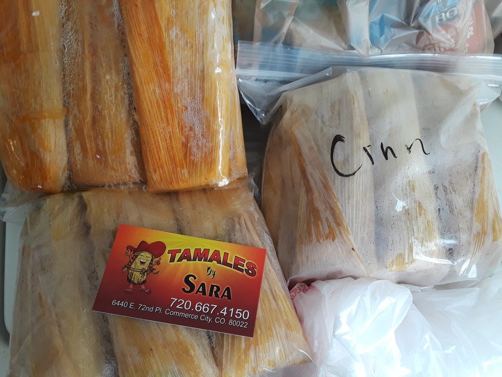 Tamales by Sara: 6440 E 72nd Pl, Commerce City, CO