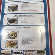 Riverside 3 fairfield iowa menu