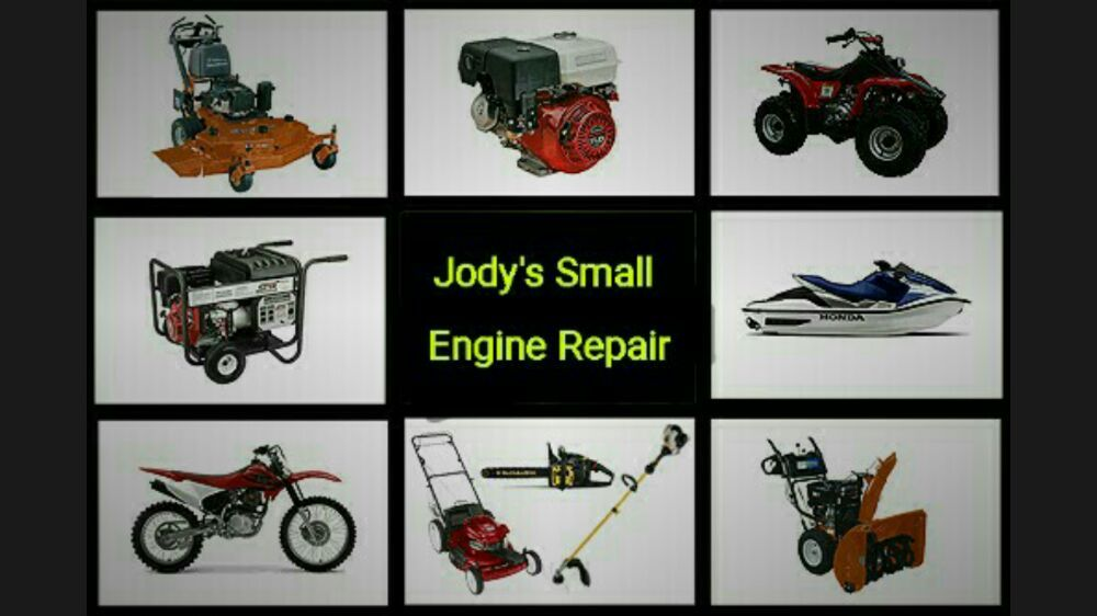 Jody's Small Engine Repair: 18535 W Van Buren St, Goodyear, AZ