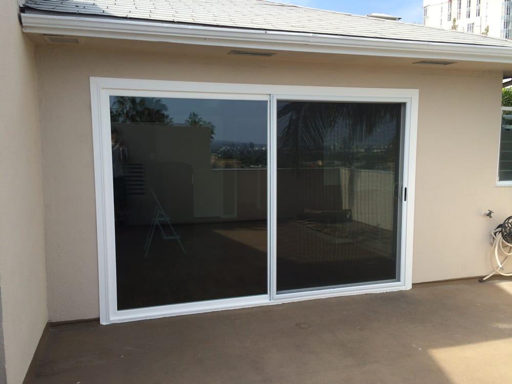 Simonton Madeira Retrofit Sliding Glass Door Yelp