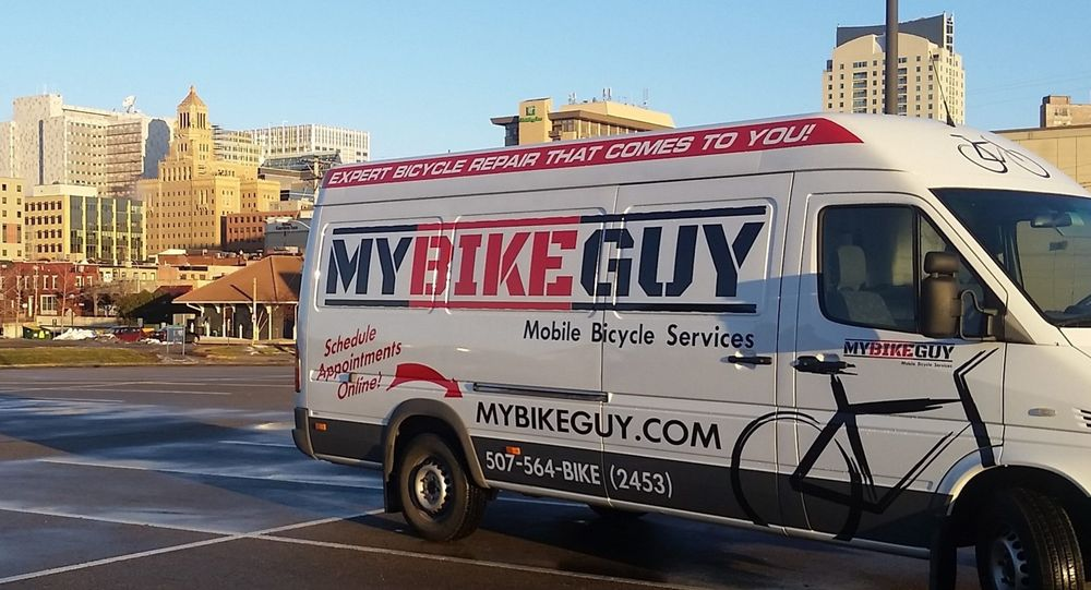 My Bike Guy Mobile Bicycle Service: Rochester, MN
