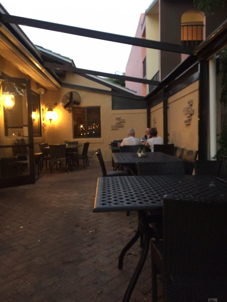 Back Outdoor Patio Area Yelp