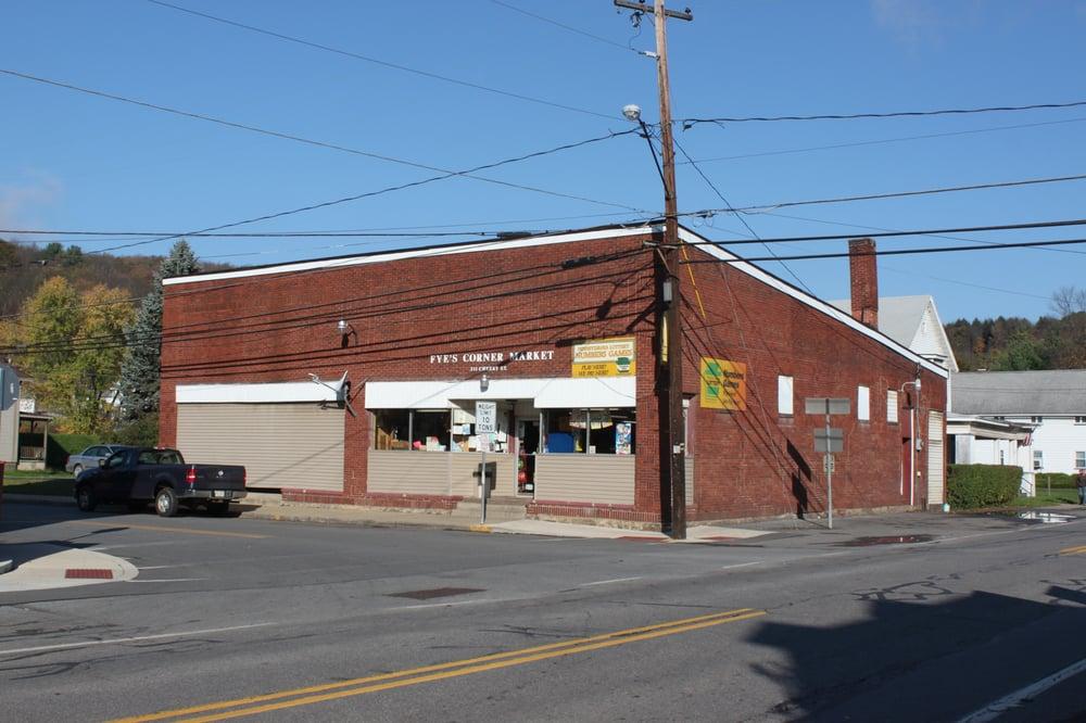 Fye's Corner Market: 211 Cherry Rd, Cherry Tree, PA
