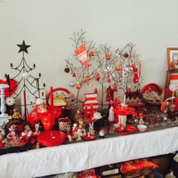 Photo Of The Vintage Christmas Popup Shop   Mt Lawley Western Australia,  Australia. Christmas