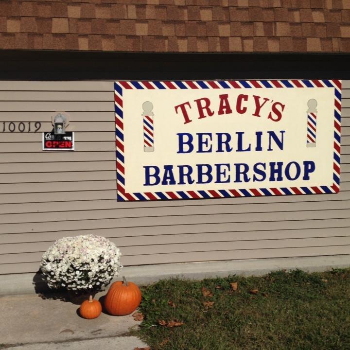 Tracy's Berlin Barber Shop: 10031 Old Ocean City Blvd, Berlin, MD