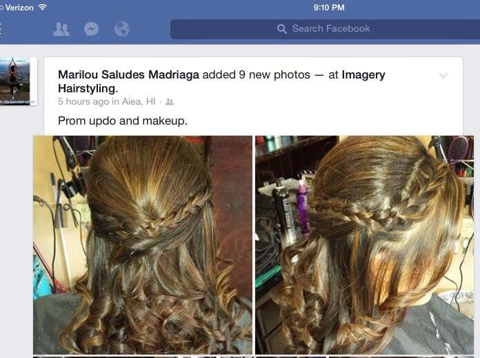 Imagery Hairstyling: 99-185 Moanalua Rd, Aiea, HI