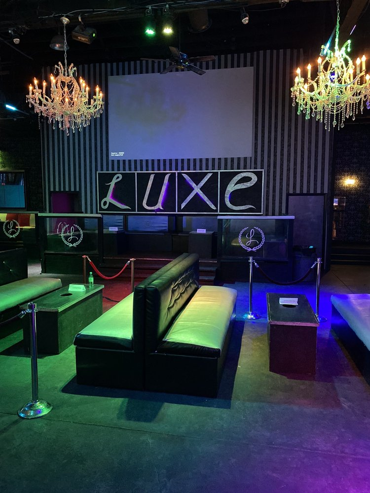 Luxe Ultra Lounge: 300 24th St S, Birmingham, AL