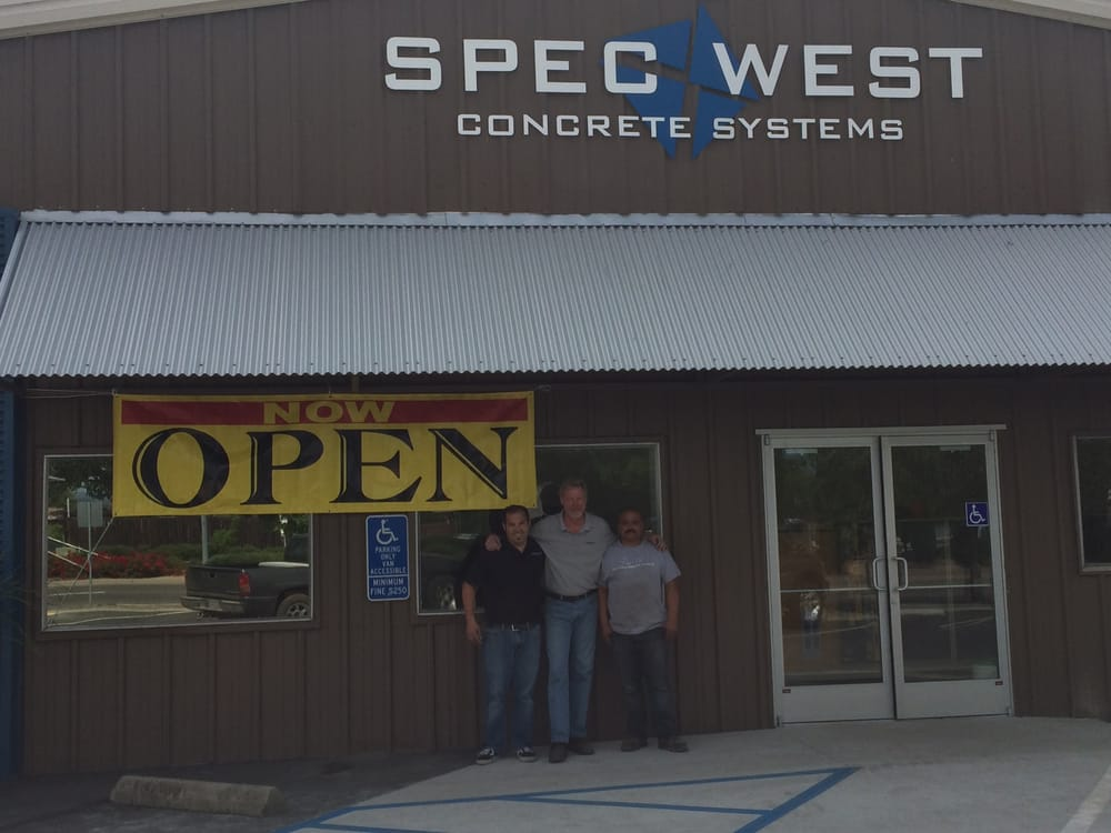 Spec-West Concrete Systems - Chico: 2350 Park Ave, Chico, CA