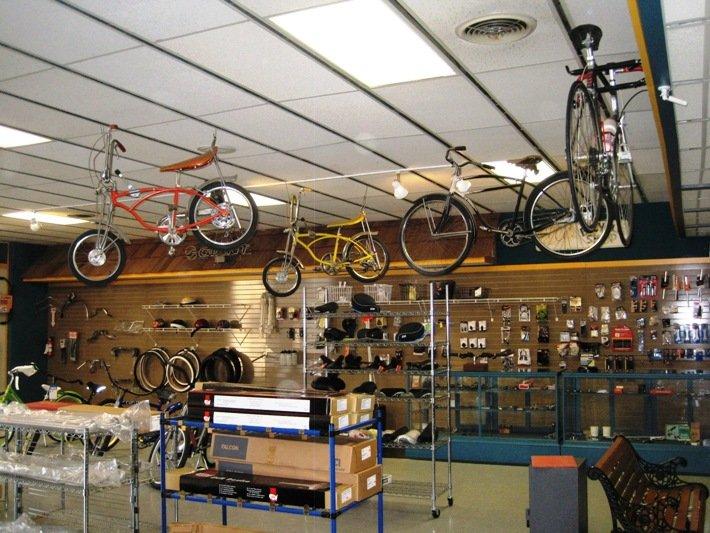 Ellis Bicycle Shop: 615 E River St, Anderson, SC