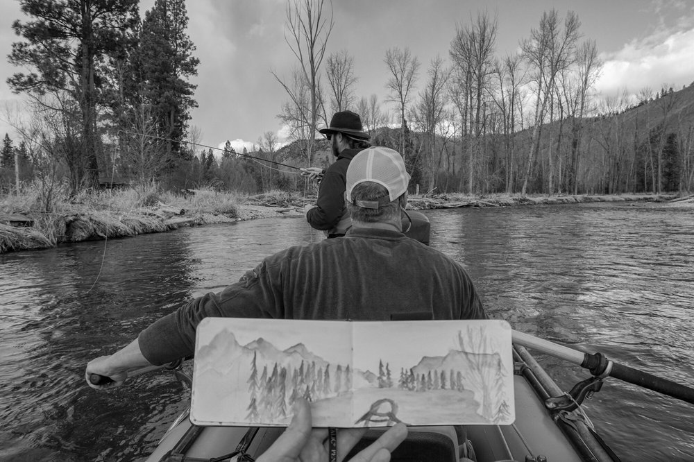 Clear Creek Outfitters: 5400 Arnica Rd, Missoula, MT