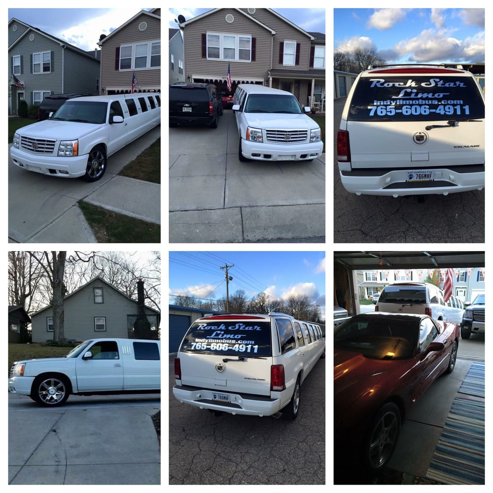 Rockstar Limousines: 8429 S 600th W, Pendleton, IN