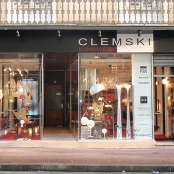 clemski luminaires installation et quipement pour clairage 17 rue lices angers num ro. Black Bedroom Furniture Sets. Home Design Ideas