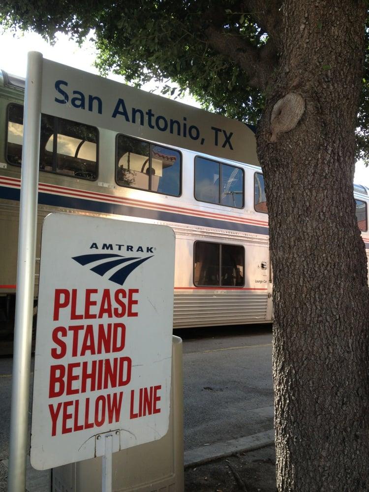 Photos For Amtrak San Antonio Station Yelp