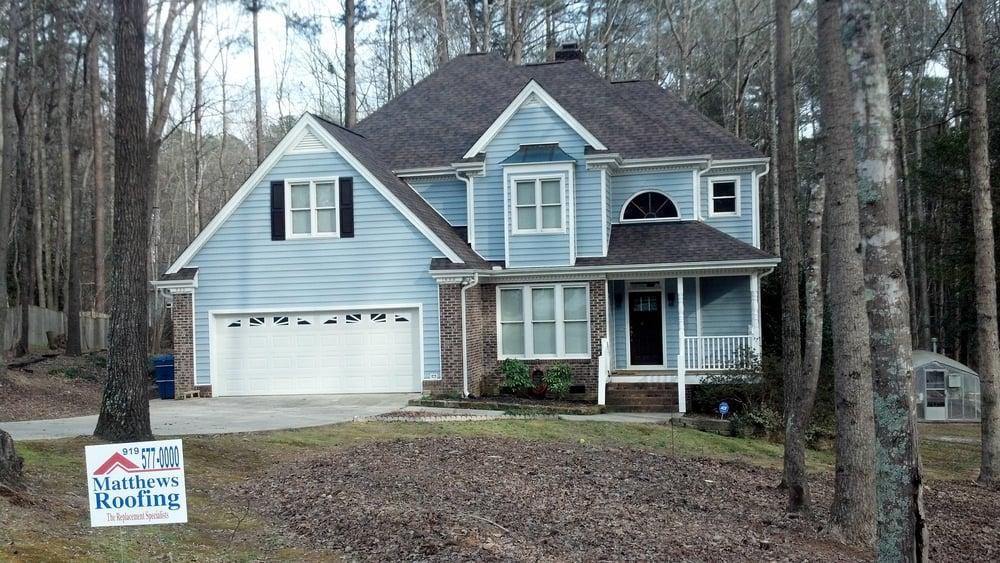 Matthews Roofing: Angier, NC