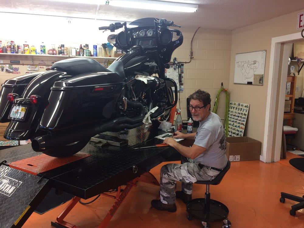Lonestar Motorcycle Services