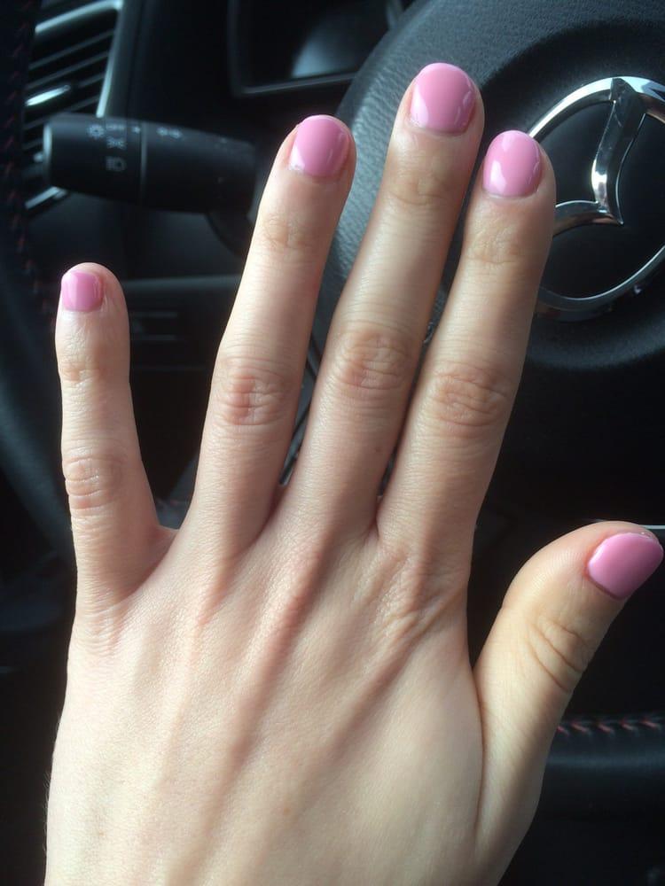 Bee nails spa 20 photos 37 reviews nail salons for 20 20 nail salon
