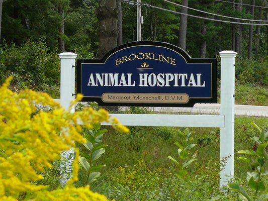 Brookline Animal Hospital 49 South Main St Brookline, NH ...