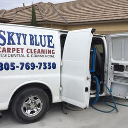 Photo Of Skyy Blue Carpet Cleaning Paso Robles Ca United States We