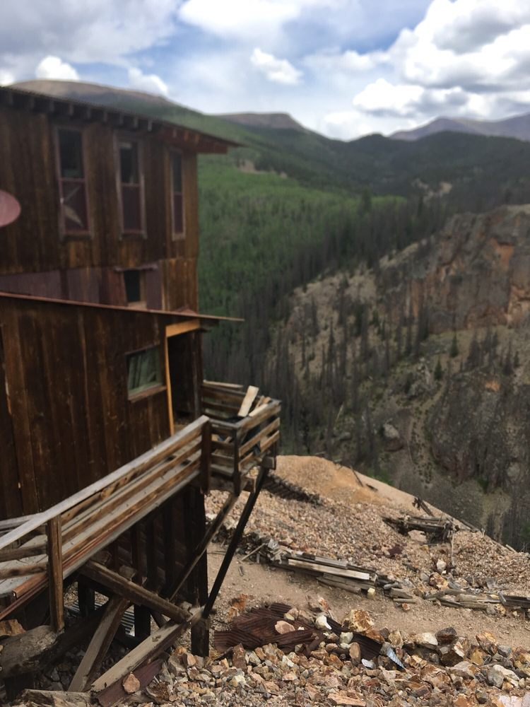 Last Chance Mine: 504 Last Chance Mine Rd, Creede, CO