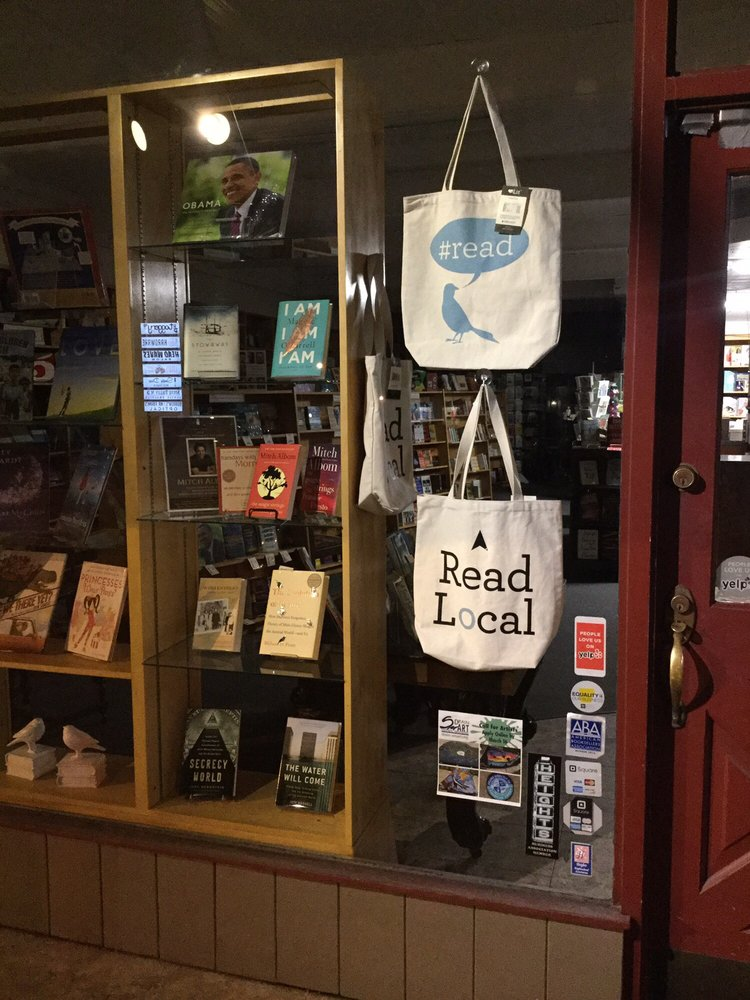 WordsWorth Books & Company: 5920 R St, Little Rock, AR