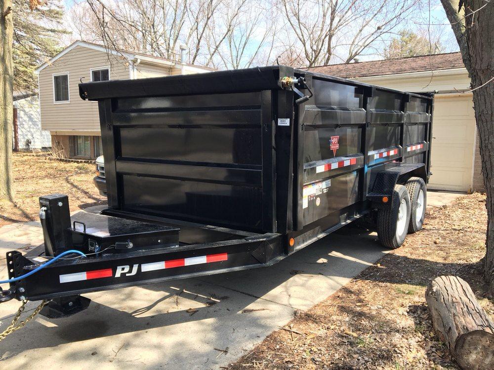 Tricounty Dumpster Rental: 7146 Fenton Rd, Grand Blanc, MI