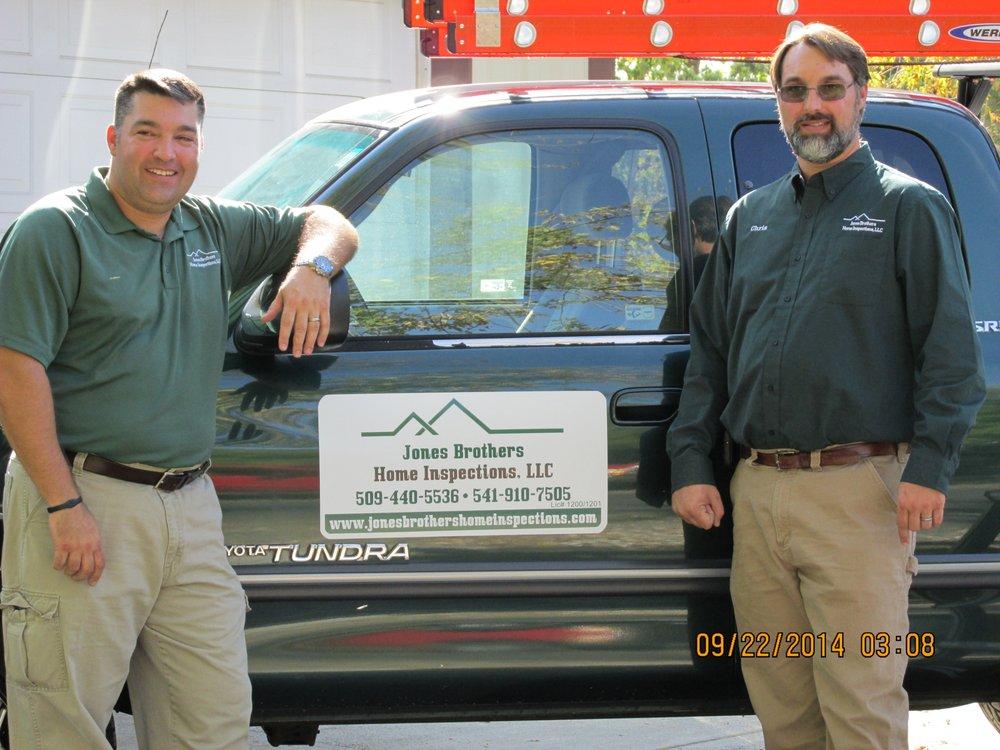 Jones Brothers Home Inspections, LLC: Richland, WA