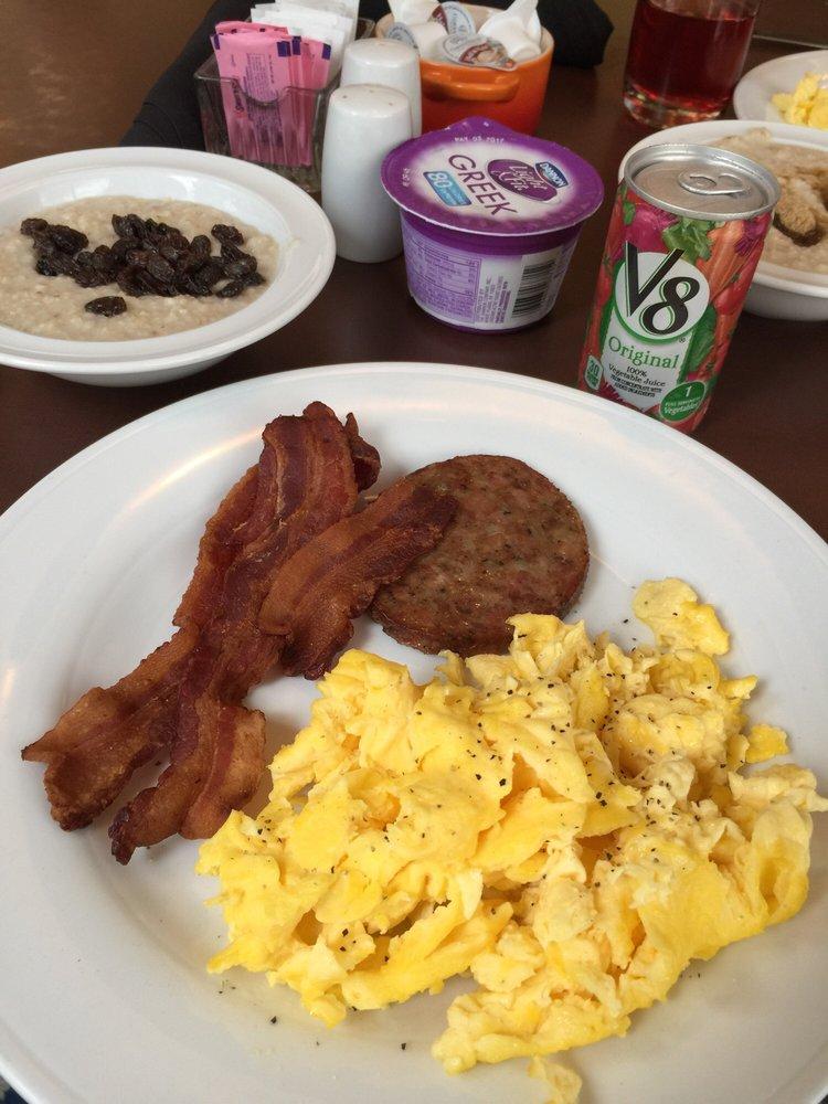 Photo Of Hilton Garden Inn Louisville Northeast   Louisville, KY, United  States. Breakfast