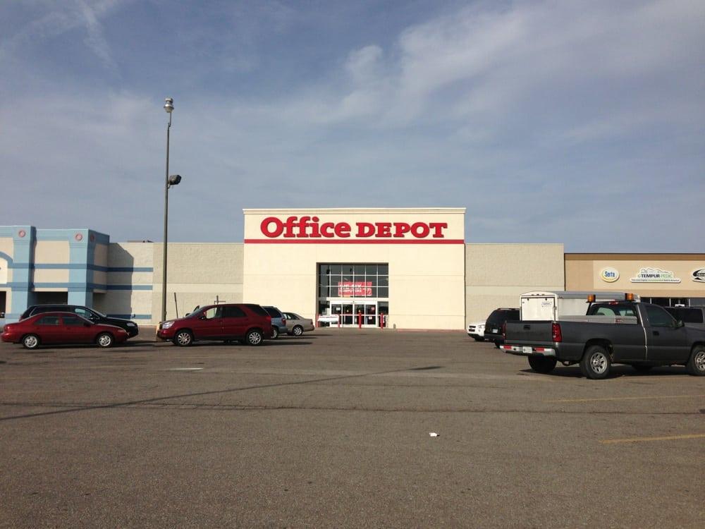 Office Depot: 613 S Dugan Rd, Wichita, KS
