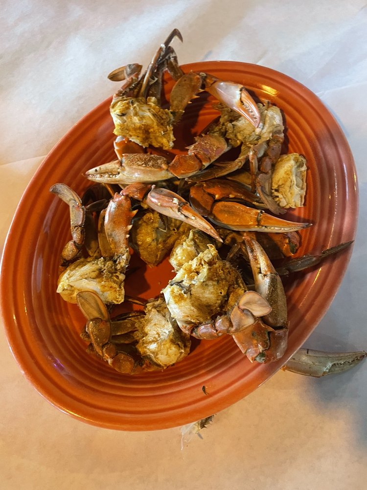 Sunbury Crab: 541 Brigantine Dunmore Rd, Midway, GA