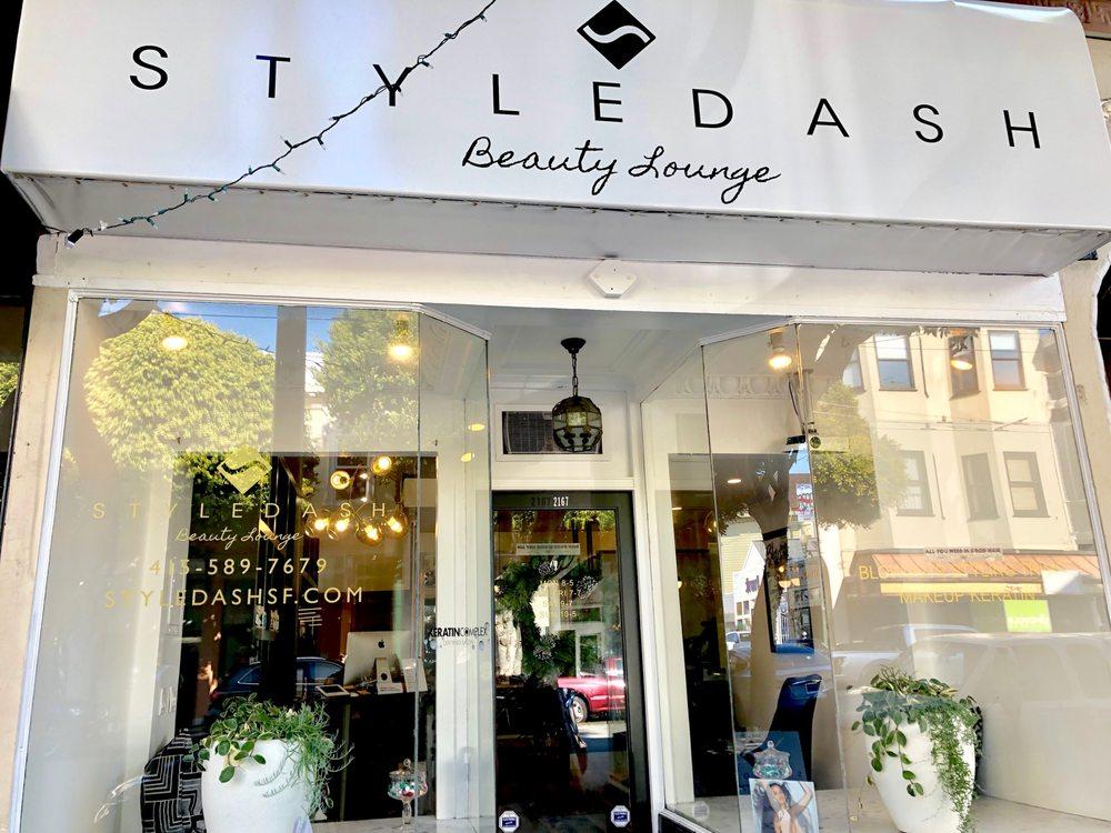 STYLEDASH Beauty Lounge: 2167 Union St, San Francisco, CA