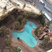 Whiskey Pete S Hotel And Casino Pool Area Primm Nv