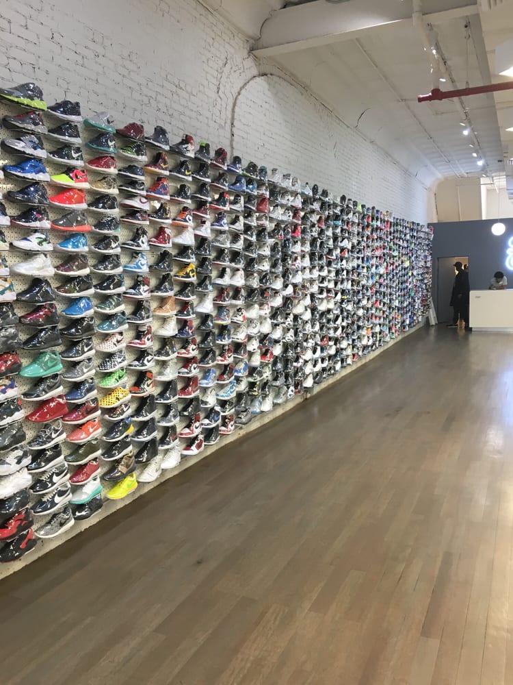 Shoe Stores New York Ny