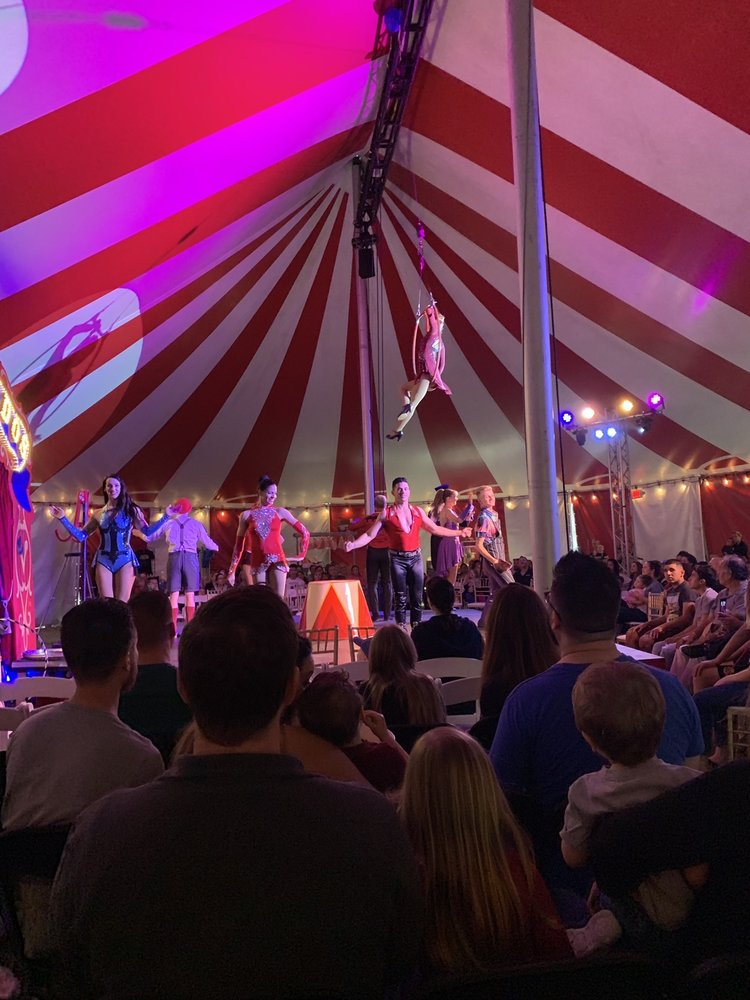 Venardos Circus: 11349 Bloomingdale Ave, Riverview, FL