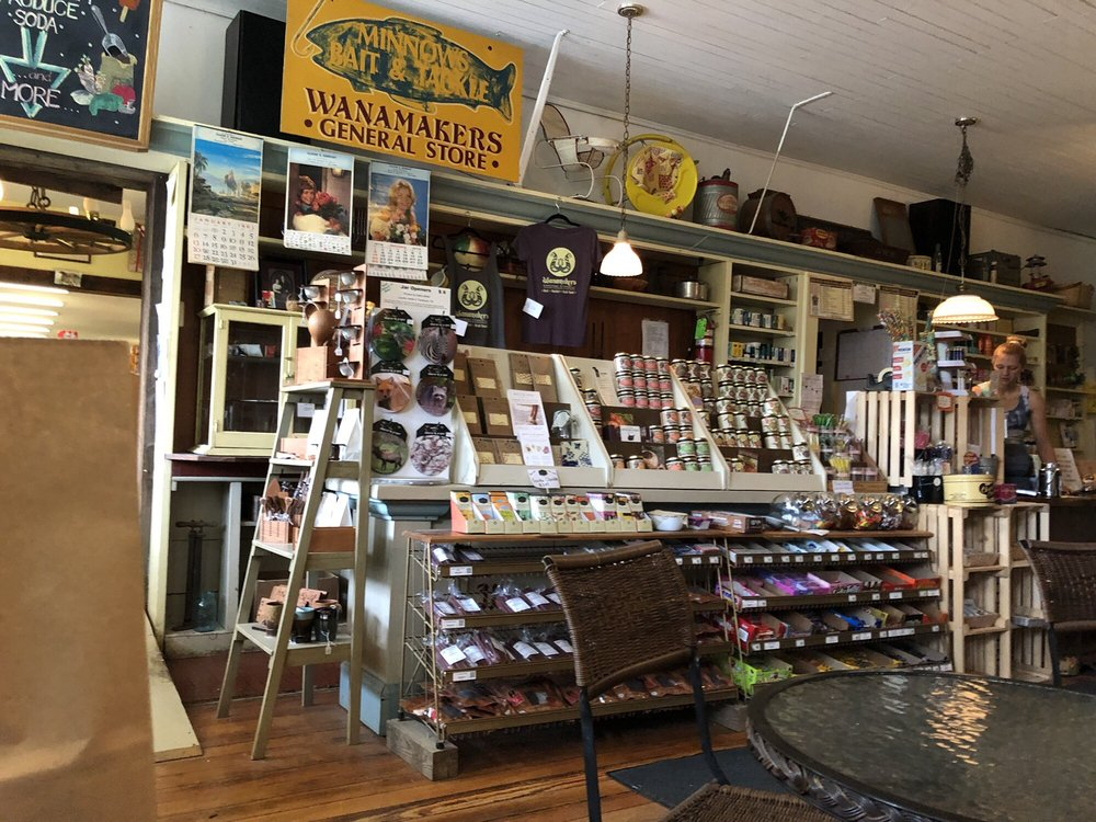 Wanamaker's General Store: 8888 Kings Hwy, Kempton, PA