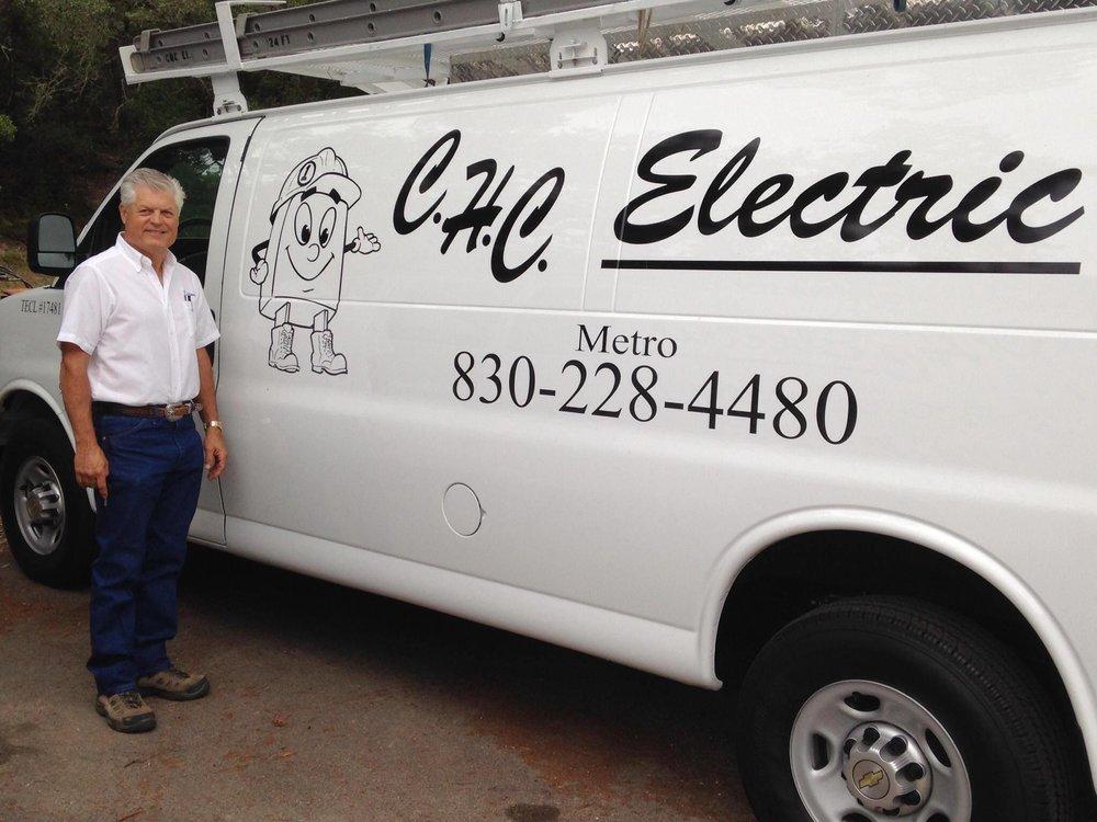 CHC Electric: 28 Sun Valley Dr, Spring Branch, TX