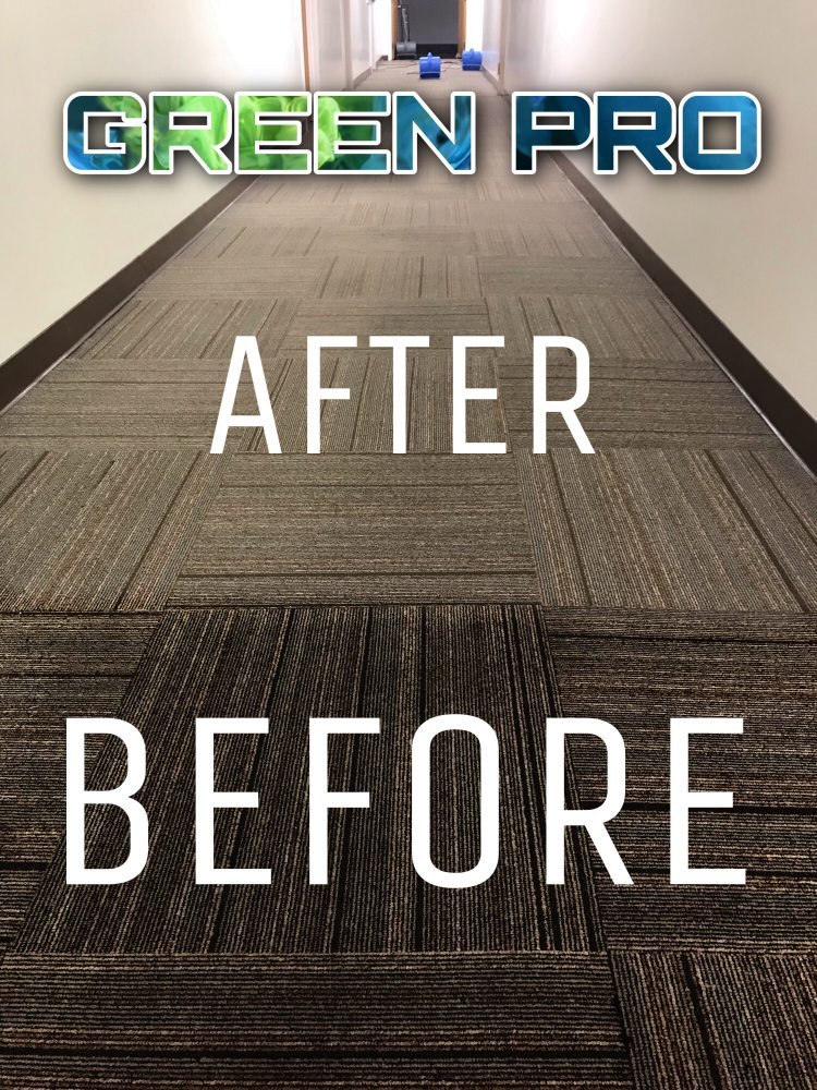 GreenPro Carpet Cleaning