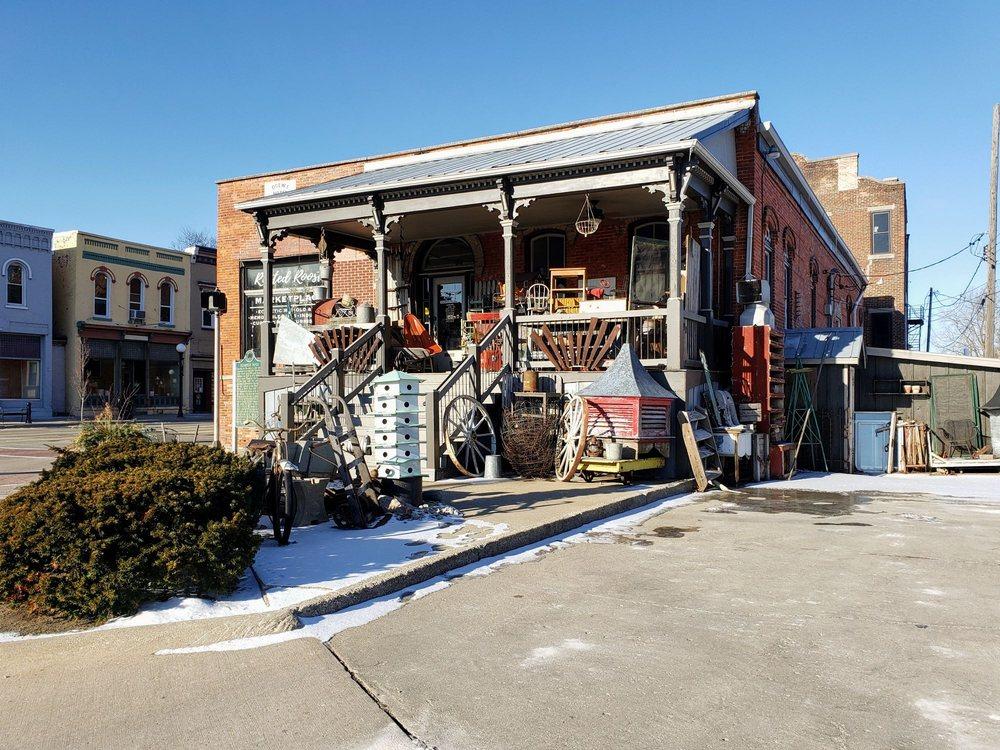 Rusted Roost: 102 W Adrian St, Blissfield, MI
