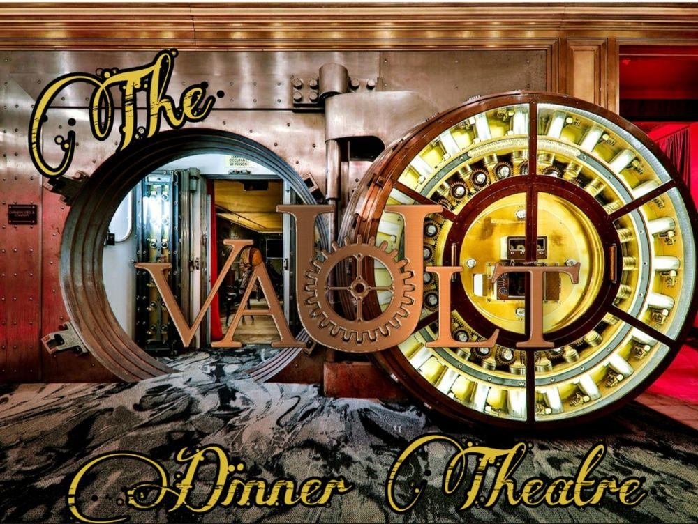 The Vault Dinner Theater: 536 E Broad St, Mineola, TX