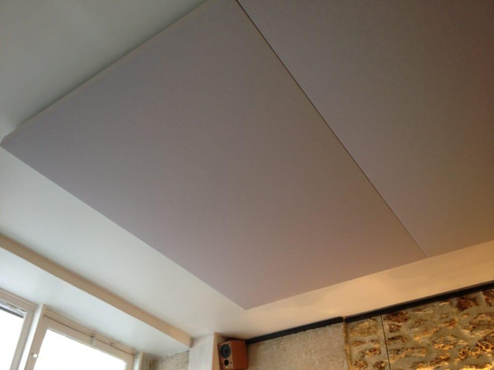 des crans anti bruit au plafond yelp. Black Bedroom Furniture Sets. Home Design Ideas